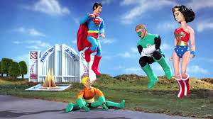 Invisible Cereal Meme - nycc 2013 robot chicken dc comics special aquaman and the