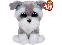 beanie boos plush toys distributed big balloon