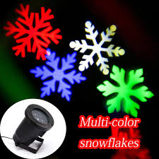 Christmas Outdoor Light Projector by Amazon Com Sweon Moving Snowflakes Lamp Laser Light Spotlight