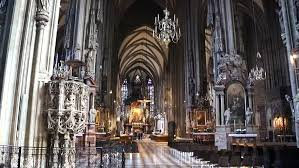 Cologne Cathedral Interior Cologne Koln Germany 10 Sep Cologne Cathedral Is A Roman