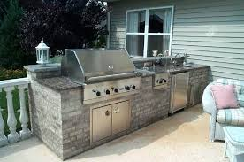 outdoor kitchen ideas on a budget outdoor kitchen ideas for small spaces designs design and decor