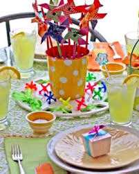 Summer Table Decorations Fun Table Decorations My Web Value