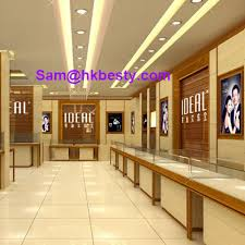 Jewellery Cabinets For Sale End Shop In Shop Jewellery Display Cabinets And Timber Veneer