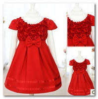 cheap red long dress for kids find red long dress for kids deals