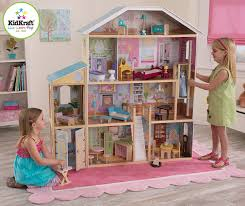 amazon com kidkraft majestic mansion dollhouse toys u0026 games