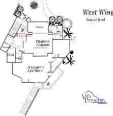 white house floor plan west wing cabo san lucas los cabos pedregal villa penasco