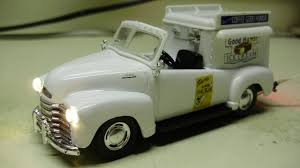Vintage Ford Ice Cream Truck - custom 1 43 scale good humor ice cream truck chevrolet 3100 w