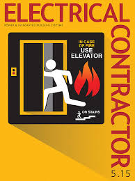 electrical contractor may 2015 front cover