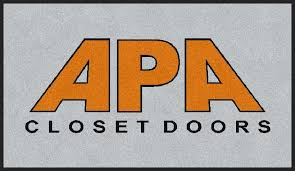 Apa Closet Doors Apa Closet Doors 1 42 X 2 5 Rubber Backed Carpeted Hd