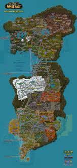 kalimdor map flight paths eastern kingdoms and kalimdor maps conrad