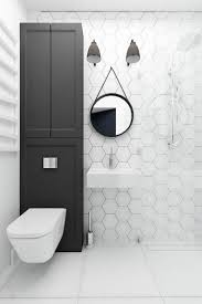 Small Black And White Tile Bathroom Best 20 Grey Grout Ideas On Pinterest White Tiles Grey Grout
