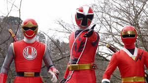 power rangers super ninja steel red ranger team morphs ninja