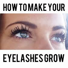 How To Curl Your Eyelashes Tips For Growing Longer And Thicker Eyelashes Britney Munday