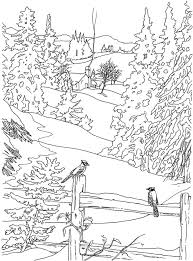 dover publications creative haven country scenes