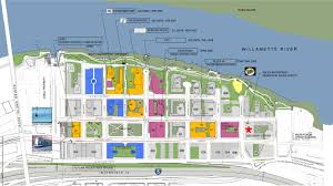Portland Streetcar Map by South Waterfront Gbd Architects Portland Oregon