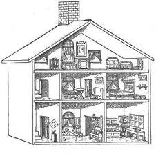 free dollhouse floor plans dollhouse plans for whenever i am able to do my own random