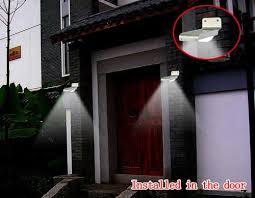 dusk to dawn light sensor control dusk to dawn solar outdoor wall light