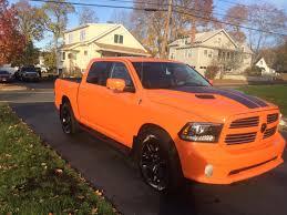 Dodge Ram Orange - k u0026n 77 1561kp performance air intake system intake kits