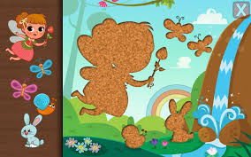 fairytale puzzles for toddlers android apps on google play