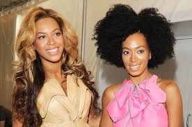 sister curls her brother hair solange is all over beyonce s lemonade even if you don t