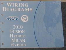 ford fusion service manual ebay
