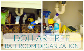 dollar tree bathroom organization ideas dollar tree haul
