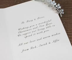 personalised as mr and mrs card by