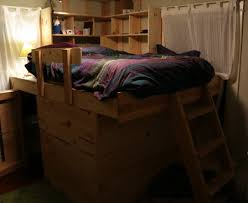 Elevated Bed Frames Diy Elevated Bed Frame With Storage Underneath 10 Diy Everything