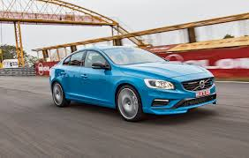 volvo trak volvo s60 polestar first drive review stuff