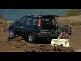 honda crv table motorweek retro review 1997 honda cr v