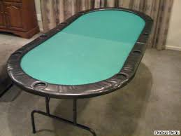 how to build a poker table poker pals octagonal folding poker table