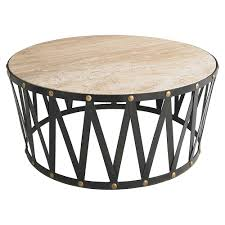 Travertine Patio Table Travertine Coffee Table Best Gallery Of Tables Furniture