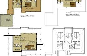 floor plan loft house mediterranean bedroom cottage orig cabin cottage house plans small plan with loft floor pole barn homes