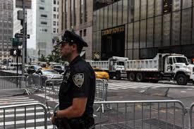 as trump visits u n new york prepares for u0027super bowl u0027 of security