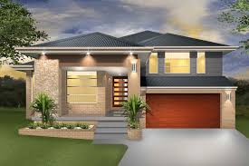 Split Level Homes Plans Hinchinbrook Split Level Sloping Block Marksman Homes Building
