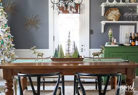 Dining Room Table Christmas Decoration Ideas by Holiday Centerpiece Ideas Inspired By Charm