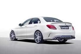 mercedes c class sport carlsson s take on mercedes c class amg sport