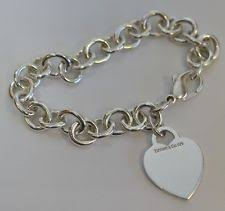 heart tag bracelet images Tiffany heart tag bracelet ebay jpg