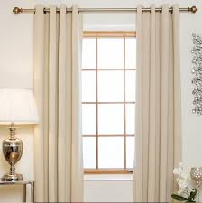 Grommet Draperies Andover Mills Caples Solid Blackout Thermal Grommet Curtain Panels