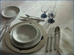 posizione bicchieri in tavola cucina e dintorni come apparecchiare la tavola la tavola