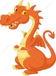 cute dragon cartoon royalty free cliparts vectors and stock