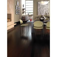 Bamboo Floor L L Prefinished Bamboo Locking Hardwood Flooring Jacobean At Lowes