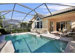 beautiful lanai enclosed pool with this lux vrbo