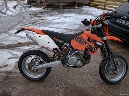 ktm 525 exc racing 500 cm 2007 motorcycle nettimoto