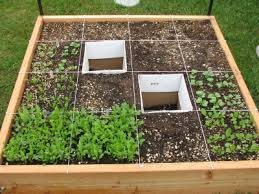 download square foot gardening planter box plans adhome