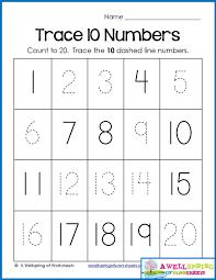 13 best number worksheets images on pinterest kindergarten math