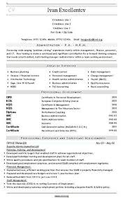 office manager cv sample office manager resume template 25 best