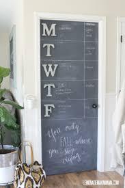 chalkboard in kitchen ideas home