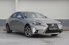 lexus singapore borneo motors lexus is leaner and meaner motoring news u0026 top stories the