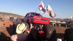 videos de monster truck 4x4 nuevo video accidente monster truck en chihuahua mexico youtube